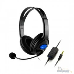 Headset Gamer Ps4 Xbox One Fone Ouvido C/ Microfone